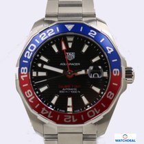 TAG Heuer Aquaracer Calibre 7 GMT WAY201F.BA0927