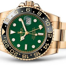 Rolex GMT Master II - Model No. 116718LN