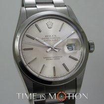 Rolex Oyster Perpetual Datejust 16200 Cadran Argenté Certif Rolex