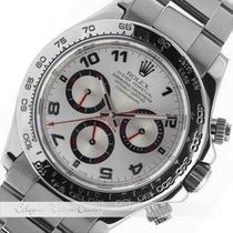 Rolex Daytona Weißgold 116509