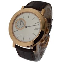 Piaget G0A35153 Altiplano Double Jeu in Rose Gold - on Brown...