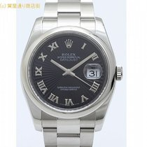 Rolex ロレックス 116200 D番 ブラックサンビーム