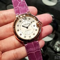 Cartier WE902028 Ballon Bleu de Cartier Watch 36mm