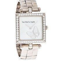 Van Cleef & Arpels HH22988 Classique Square Papillon in...