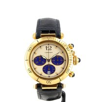 Cartier Pasha 38 chronograph