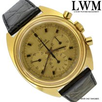 Omega Seamaster 145.016 chronograph yellow gold Full Set 1970