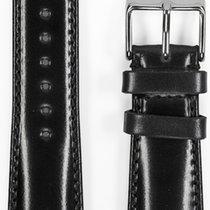 Shell Cordovan Uhrenarmband schwarz 20/18 731.1.20.01.2