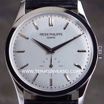 パテック・フィリップ (Patek Philippe) Calatrava white gold full set PP...