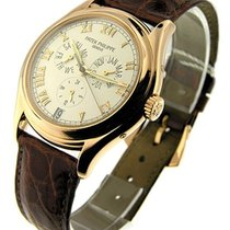 Patek Philippe 5035R Annual Calendar 5035R in Rose Gold - on...
