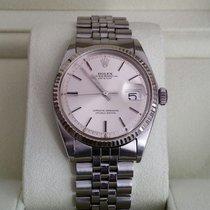 Rolex Oyster Datejust Jubilee Steel White Gold Bezel 36 mm (1971)