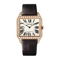 Cartier Santos Dumont Manual Mens Watch Ref WH100751