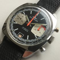 Dugena extrem rare Chronograph  1974 Original  Vintage
