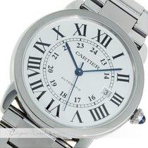 Cartier Ronde Solo de Cartier Jumbo Stahl W6701011