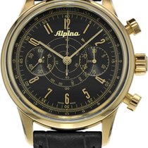 Alpina Geneve Alpina 130 Heritage Pilot Chronograph AL-860B4H5...