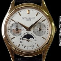 Patek 3940r 18k Rose Transitional Automatic Perpetual Calendar...