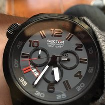 Sector Oversize Chrono Movement