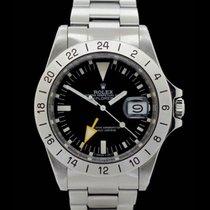 Rolex Explorer II -Steve McQueen- Ref.: 1655 - Box/Papiere -...