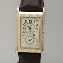 Rolex Prince Brancard 'Zebra' -Mirror-Dial-  um 1930