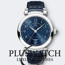 IWC Da Vinci Automatic 36mm Blue Dial L