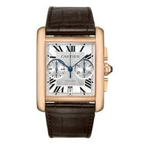 Cartier Tank MC Chronograph Rose Gold (W5330005)