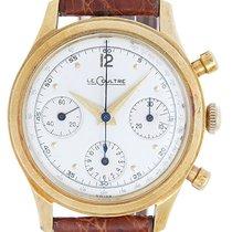 Jaeger-LeCoultre Vintage Chronograph Men's Watch Screw...