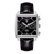 TAG Heuer Monaco Chronograph 39mm Mens Watch Ref CAW2110.FC6177