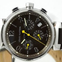 Louis Vuitton Chrono Tambour Comme neuf full Set