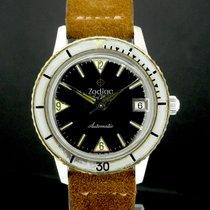 Zodiac Sea Wolf Automatic With Box, Papers & Original Bracelet