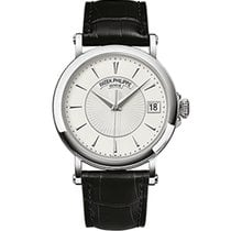 Patek Philippe 5153G-010 White Gold Men Calatrava 38mm[NEW]