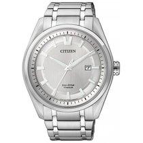 Citizen Eco Drive Super Titanium Herrenuhr AW1240-57A