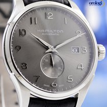 Hamilton Men's Jazzmaster Maestro Small Second 40mm Grey Face