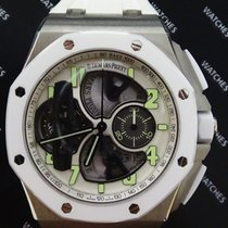 Audemars Piguet Offshore Tourbillon Chrono Titanium/Ceramic...