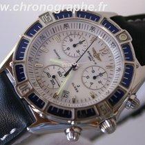Breitling J class chronographe acier quartz 1997