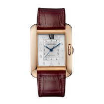 Cartier Tank Anglaise Automatic Ladies Watch Ref WJTA0006