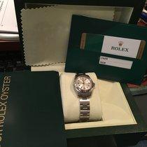 ロレックス (Rolex) Oyster Perpetual 176234 26mm Silver Arabic Dial...