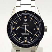 Omega Seamaster 300 Master Co-axial 41mm Dive Watch 233.30.41....
