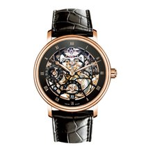 Blancpain TOURBILLON SQUELETTE 8 JOURS Ref. 6025AS-3630-55