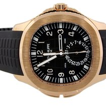 Patek Philippe Aquanaut 18K Solid Rose Gold Automatic