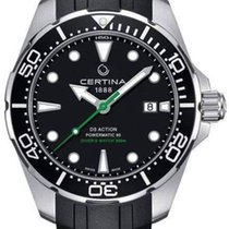 Certina DS Action Diver Powermatic 80 Herrenuhr C032.407.17.05...