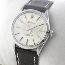 Rolex Oyster Perpetual 34mm STAHL Service 08/17
