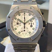 Audemars Piguet Mens  Royal Oak Chronograph Titanium Perpetual...