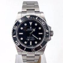 롤렉스 (Rolex) Submariner No Date Ceramic Bezel 40mm Complete Set...
