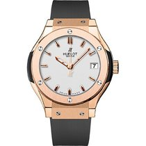 Hublot Classic Fusion Quartz King Gold Opalin 33mm