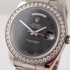 Rolex Day-Date II Ref. 218349 in Weißgold