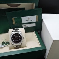 勞力士 (Rolex) OYSTER PERPETUAL 116000 with Grape Dial Full Set