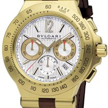 Bulgari Diagono Professional Automatic 42mm dp42c6gldch