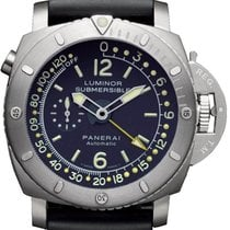 Πανερέ (Panerai) Luminor Submersible 1950 Pangaea Depth Gause