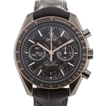 オメガ (Omega) Speedmaster Grey Side of the Moon Meteorite 44...