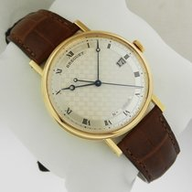 Breguet Classique Automatic 38mm 5177ba/12/9v6 18kt Yellow Gold