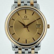 Omega De Ville, Stainless Steel and 18K Gold, Mens, Cal 1532,...